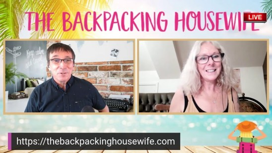 The Backpacking Housewife Pepito live