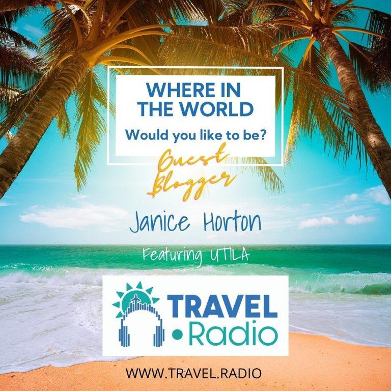 Janice Horton on Travel.Radio