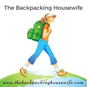 THE BACKPACKING HOUSEWIFE DOTCOM