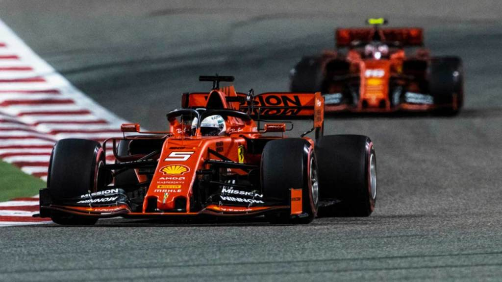 Qualifying Rundown: 2019 Bahrain Grand Prix - The Back Roads