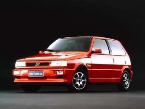 Fiat Uno Turbo Brazil - Test Drive Unlimited 3 Starter Car?