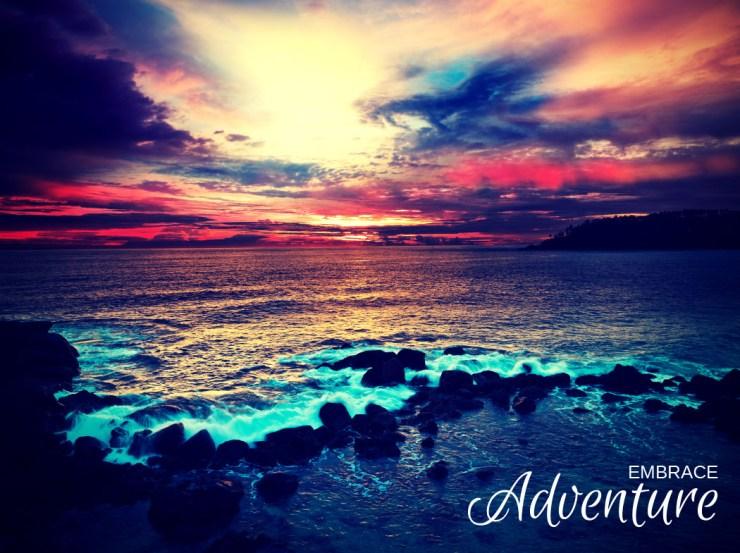 EMBRACE ADVENTURE - Free inspirational travel desktop & phone wallpaper