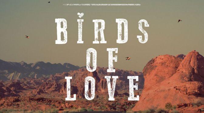 MONN DROPS BRAND-NEW SINGLE, 'BIRDS OF LOVE'