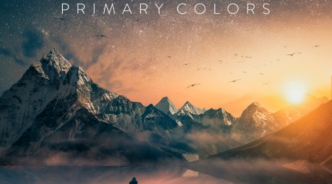 RYAN FARISH –  PRIMARY COLORS