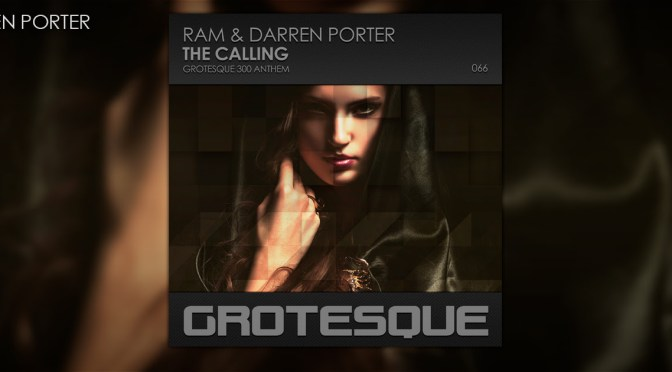 RAM & Darren Porter team up in creating the official Grotesque Indoor Festival Anthem