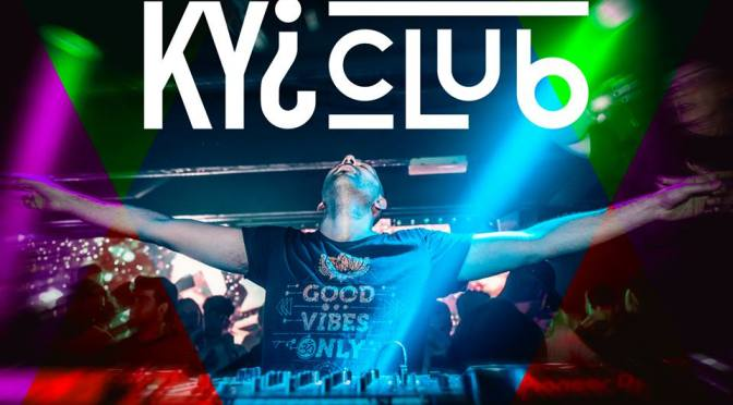 TRANCE HURRICANE STRIKES KYI CLUB IN ITALY!