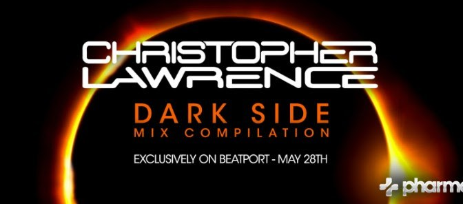 "Prog-psy icon Christopher Lawrence releases new compilation called ""Dark Side"""