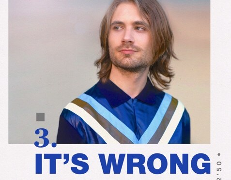 MICHAEL CALFAN REINVENTS THE FRENCH TOUCH SOUND WITH  NEW RELEASE 'ITS WRONG'