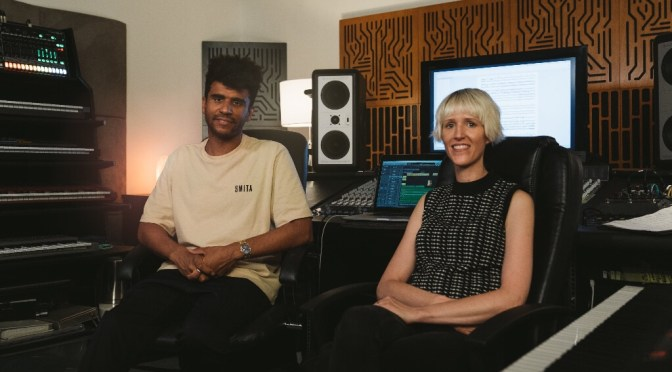 JAMIE JONES & KATE SIMKO  PRESENT OPUS 1