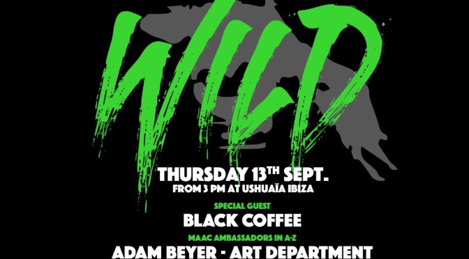 "The Night League & Music Against Animal Cruelty Present ""Wild"""