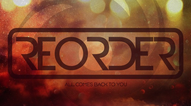 REORDER –  ALL COMES BACK TO YOU