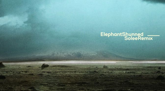 JAN BLOMQVIST'S TRACK 'ELEPHANT SHUNNED' RECEIVES AN ATMOSPHERIC REMIX FROM SOLEE