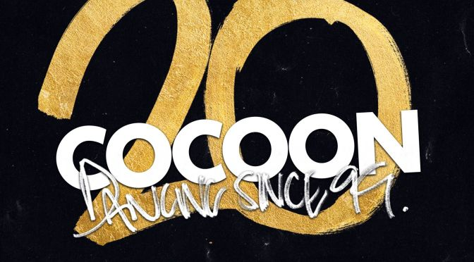 COCOON ANNOUNCE A 20TH ANNIVERSARY EVENT AT USHUAÏA IBIZA