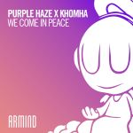 PURPLE HAZE AND KHOMHA DROP MASSIVE COLLAB: 'WE COME IN PEACE'