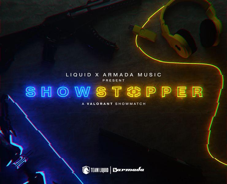 ARMADA MUSIC AND TEAM LIQUID BRIDGE THE GAP BETWEEN MUSIC AND ...