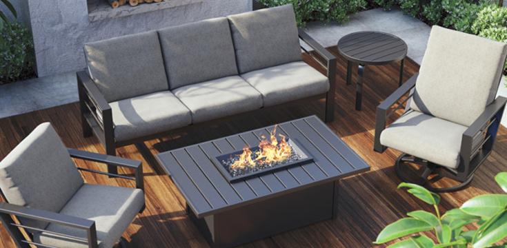 sutton cushion patio furniture series