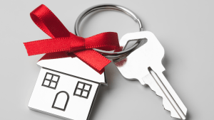 A key to a new home