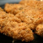 Parmesan Ranch Oven Fried Chicken Tenders