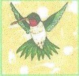 Hummingbird Art and Logo by Pat Hayes logo for hummin' bird farms, Hotchkiss colorado pat and jeanne Hayes Hotchkiss Colorado