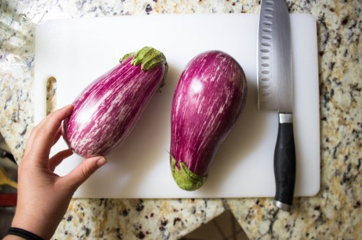 Eggplant by The Bacon Princess