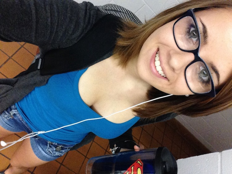 Badchix Everyone loves cute girls with glasses 38