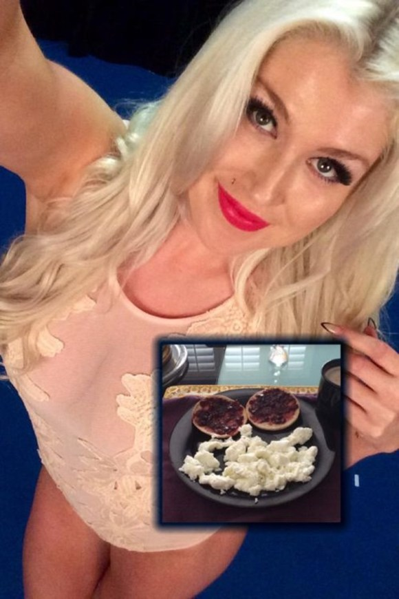 Favortite Foods of Porn Stars 1