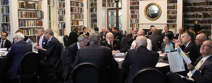 NUCB Leadership Council meeting