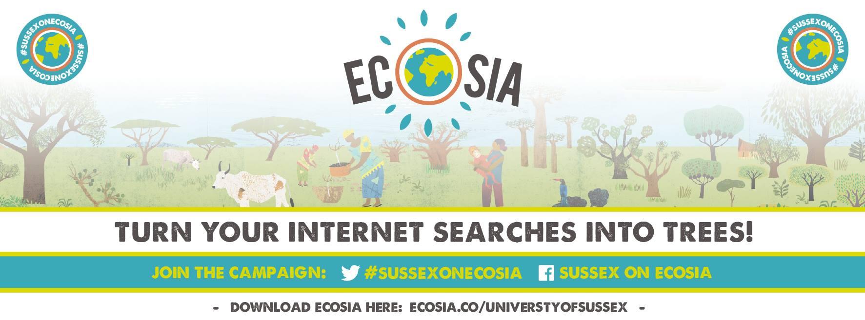 ecosia pour safari