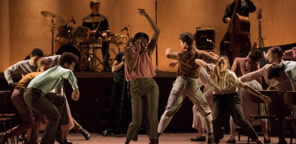 Organisms, self-understanding and sacrifice in Rambert's production at Theatre Royal Brighton