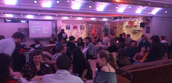 Show Choir Quiz Night raises over £200