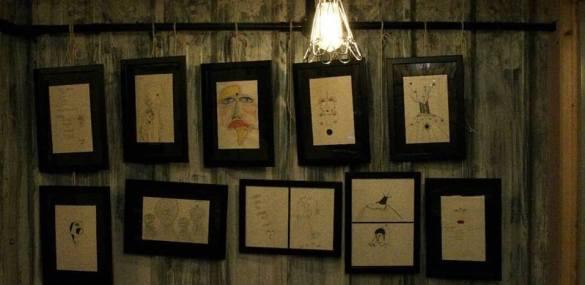 Exhibition: Io-sono Fedilouu
