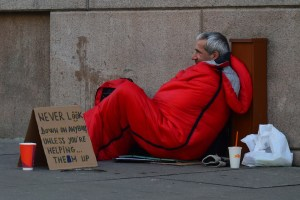 Homelessness in Brighton: An Olympic Disaster