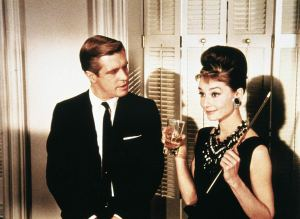 Vintage Sunday: that Breakfast at Tiffany's feeling