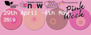 Sussex Pink Week