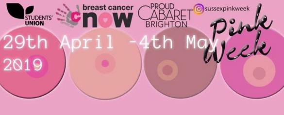 Sussex Pink Week