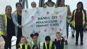 Parents vote against academisation at Moulsecoomb Primary School