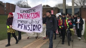 Another Wave of Strike Action to Hit Sussex Campus