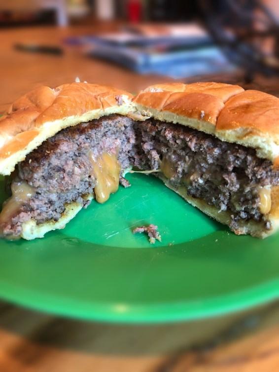 Minnesota Juicy Lucy Burgers