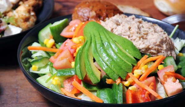 Tuna Salad available online and instore at The Bagel Co Rose Bay