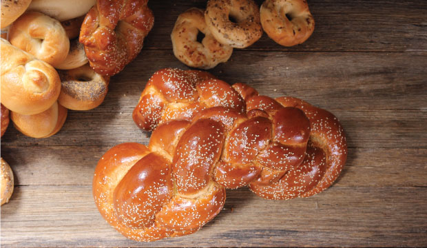 Photo of Challah bread from The Bagel Co Rose Bay