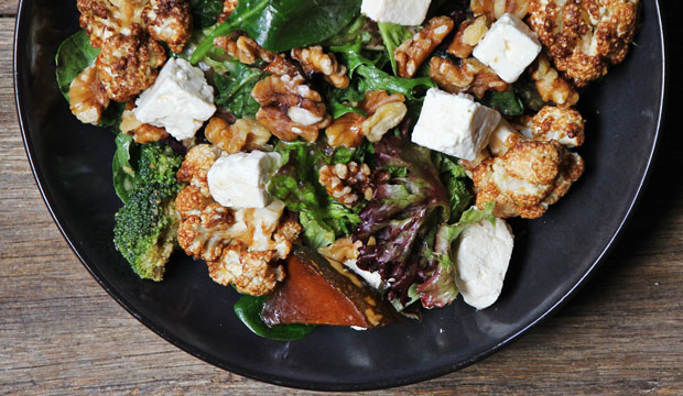 Green Salad available online and instore at The Bagel Co Rose Bay