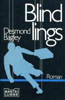 Desmond Bagley Running Blind - German Bastei-Lübbe PB Imp. 1978