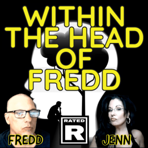 Within the head of Fredd