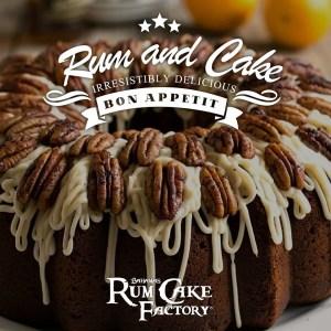 Rum Cake Factory Nassau Bahamas
