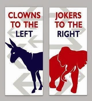 All Clowns Democrats & Republicans
