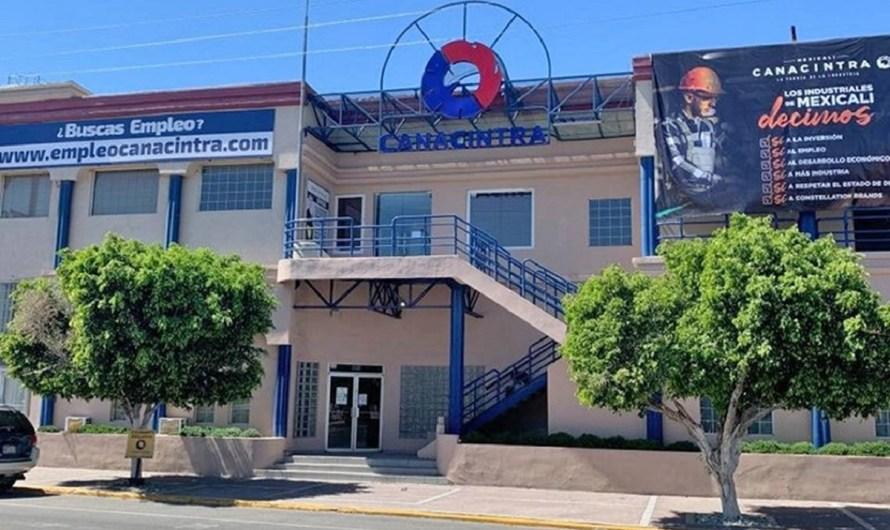 """Acuerdan crear una """"Mesa de trabajo especializada en agua"""" industriales de la CANACINTRA y Salomón Faz"""