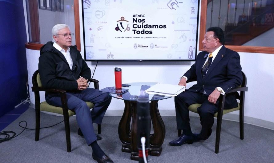 Investigaciones contra Kiko Vega, José Luis Ovando Patrón y ANAPROMEX, suspendidas por crisis COVID