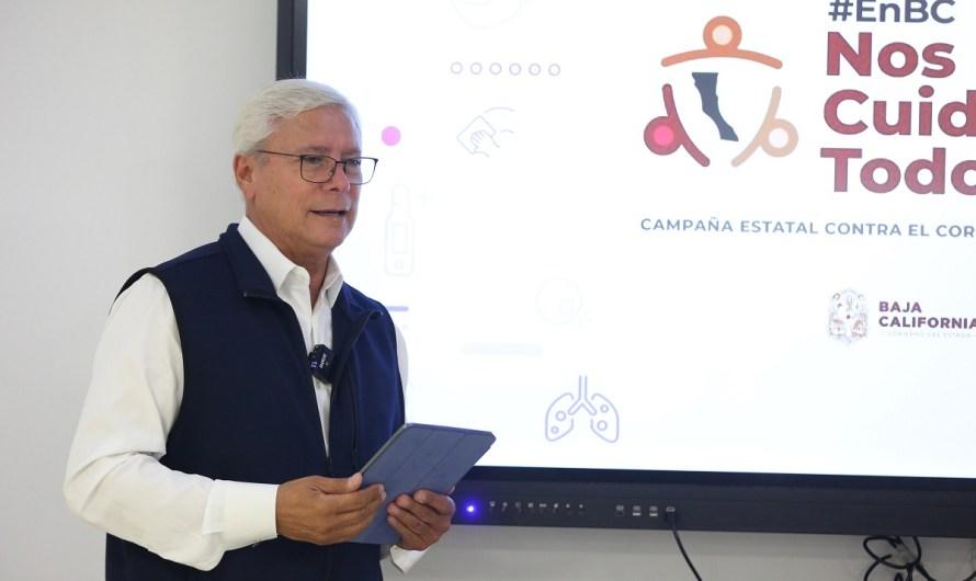 """""""No intimida al Gobierno de Baja California la probable demanda de la empresa desaladora"""": Jaime Bonilla"""