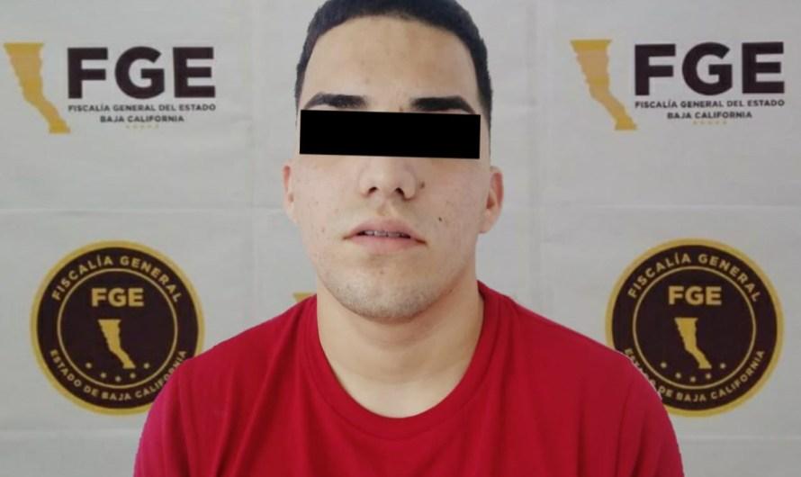 Detienen a sujeto con largo historial delictivo en Mexicali, presunto asaltante del Taquito de Oro junto a la UABC entre otros robos