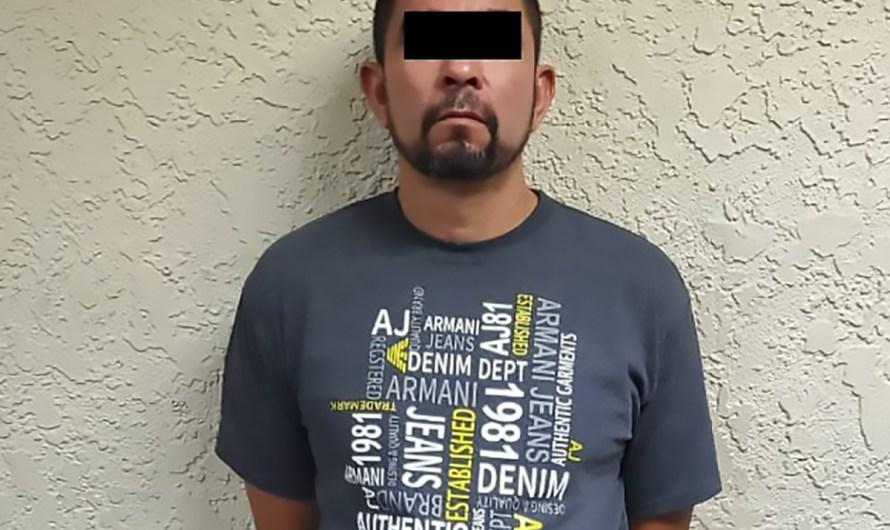 Detienen guardias estatales al Fredy, presunto líder de narcomenudistas de cocaína en San Felipe